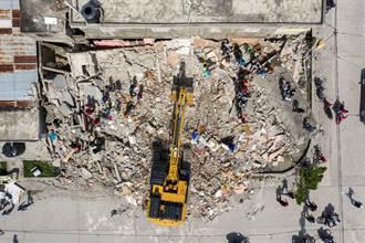 強震救援物資姍姍來遲 海地總理坦承國家陷困境