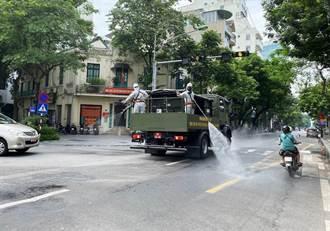越南疫情嚴峻 我駐胡志明市辦事處今增4確診