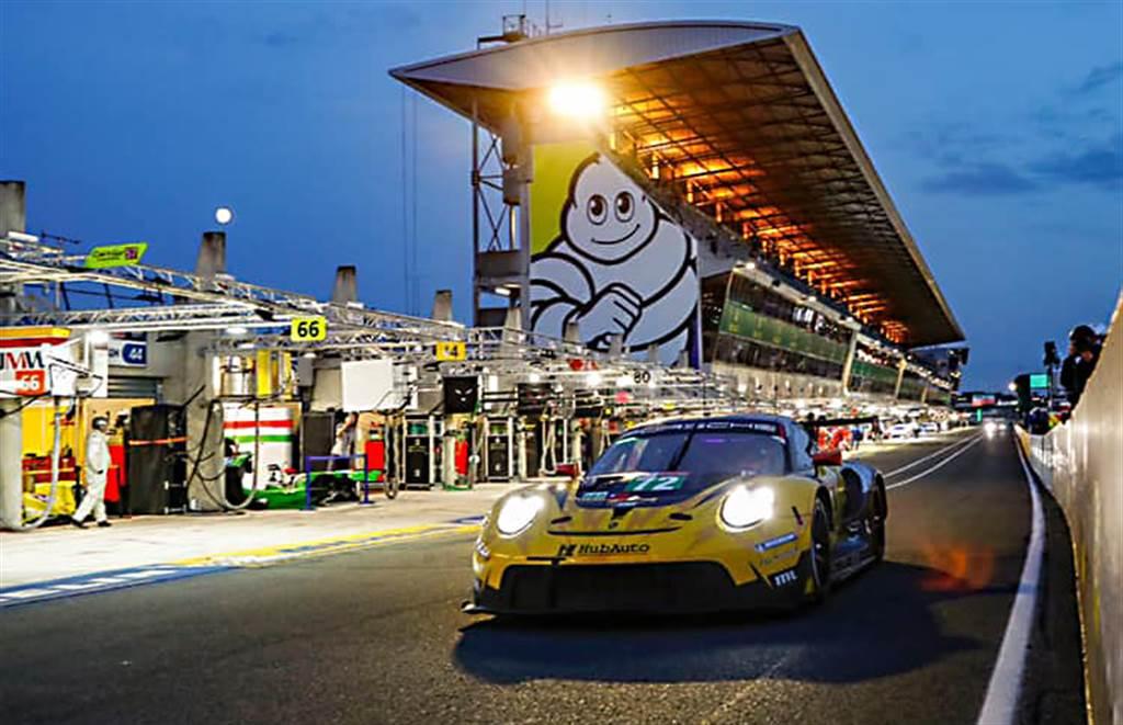 HubAuto車隊以Porsche 911 RSR參加LM GTE Pro組別,同組對手實力不容小覷!(圖/HubAuto提供)