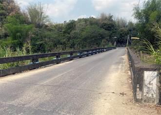 南市左鎮3座危橋獲中央補助3億元改建