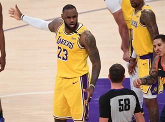 NBA》新賽季湖人球員累積59次入選全明星 史上第一強隊?