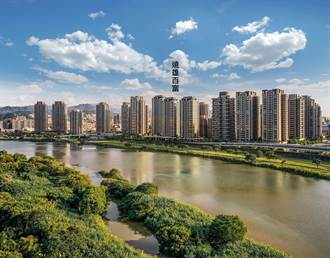 新東方之最 「遠雄百富」揚名雙北 享絕版河岸大景