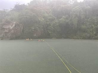 14歲少女下水救人反遭溪水沖走  警消尋獲遺體