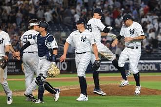 MLB》洋基一波7連勝大爆走 明星賽後戰績美聯最佳
