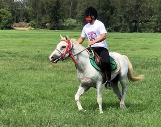 來金門騎馬喔!畜試所跑馬場9月開放觀光體驗