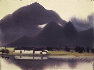 席德進逝世40周年紀念 作品展重溫台灣早期風土