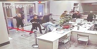 黑衣人與警和解求緩刑 檢警反對