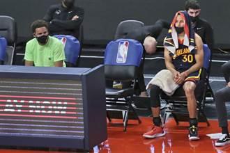 NBA》小心為上!勇士預定浪花弟今年耶誕大戰復出