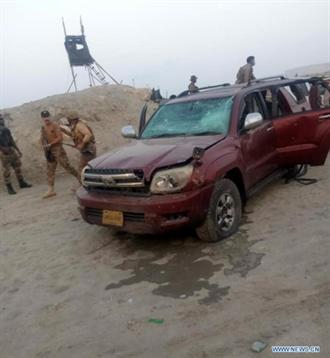 「俾路支解放軍」稱對恐襲陸車隊負責 昔策畫攻擊陸駐巴領館