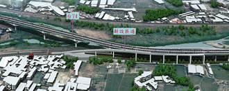 台74線六順橋地區增設南入匝道工程 交通局:預計111年動工