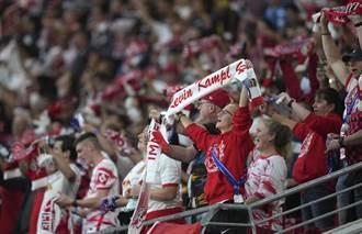 歐國盃決賽成超級傳播事件 球場內外染疫程度高