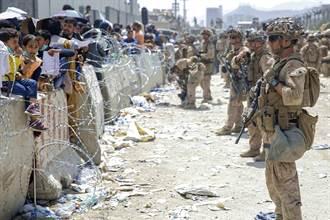 美撤僑阿富汗雪上加霜 IS恐攻擊喀布爾機場
