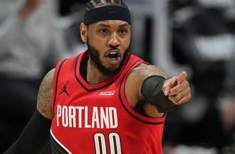 NBA》年度新人遭詹皇獨占 安森尼嘆:預見自己生涯