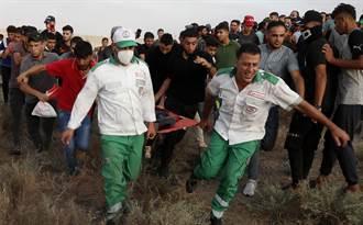 邊界衝突釀42傷 以色列空襲加薩走廊哈瑪斯據點