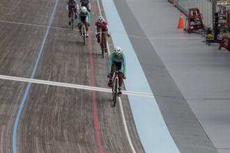 全國自由車場地錦標賽 台中隊康世峰打破大會紀錄