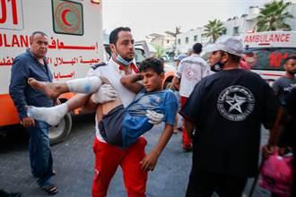 加薩邊境衝突 以色列開槍 41巴勒斯坦人受傷