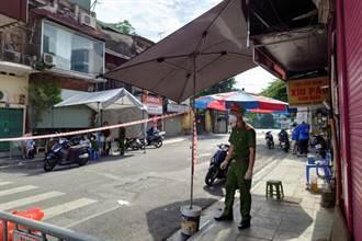 越南確診數連4天破萬  軍隊赴胡志明市協助防疫