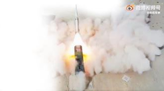 東風-15B發射登央視 專家稱劍指台獨
