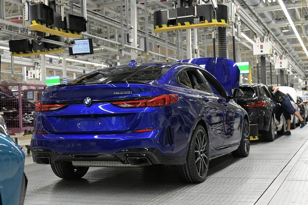 BMW Individual開始提供1 Series & 2 Series個性化車色:高達160種(圖/CarStuff)