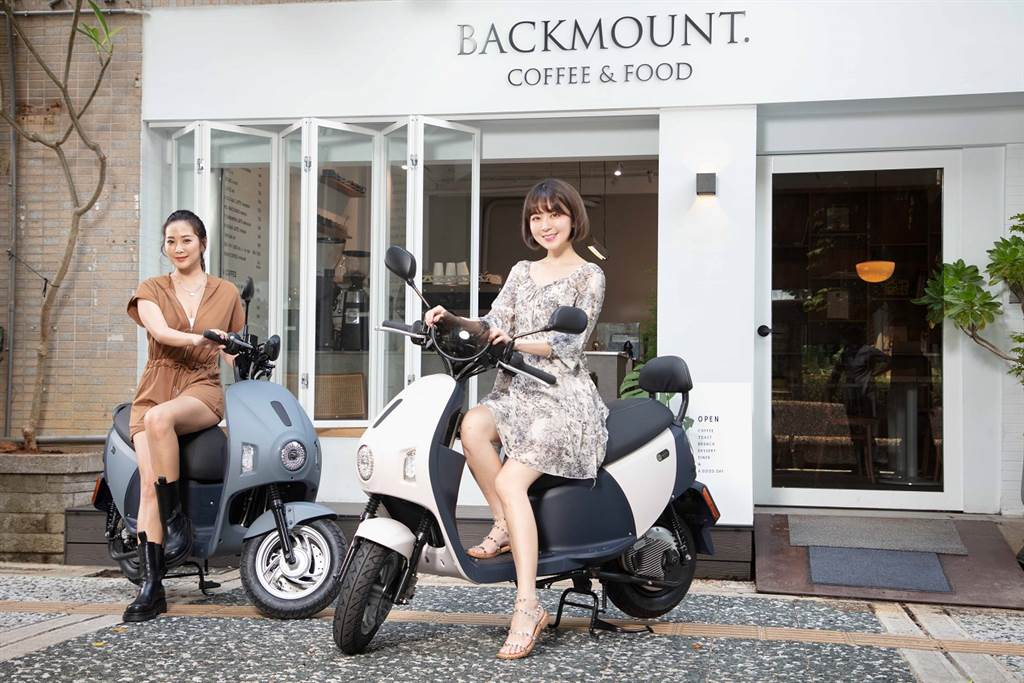 EZ1針對近千位的女性進行試乘回饋,規劃出最適合台灣女性身型的車型尺寸。(圖/業者提供)