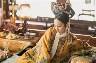 薄紗華麗古裝上身 《如懿傳》炩妃性感變身:這楊貴妃太美
