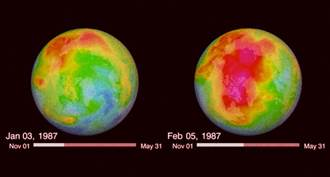 1987年的一項禁令拯救了地球!爲我們贏得了關鍵的時間