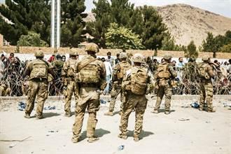 喀布爾機場爆槍響 釀1死3傷 阿富汗、美德軍混戰