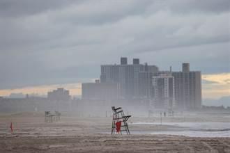 熱帶風暴罕見襲美東 亨瑞攜大量雨水數萬戶停電