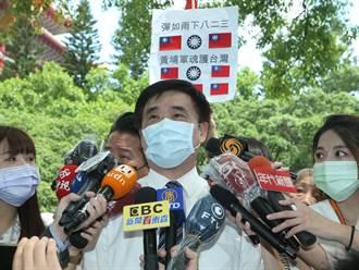 郝龍斌:台灣除了能「戰」 大智慧是要能「和」