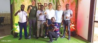 勇闖非洲系列報導9-連結台灣、非洲、美國 周幸賢開啟跨洲際竹建材供應鏈