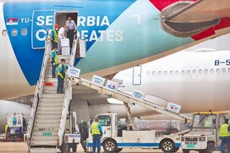 浦東機場貨運暫停 航空運價倍增