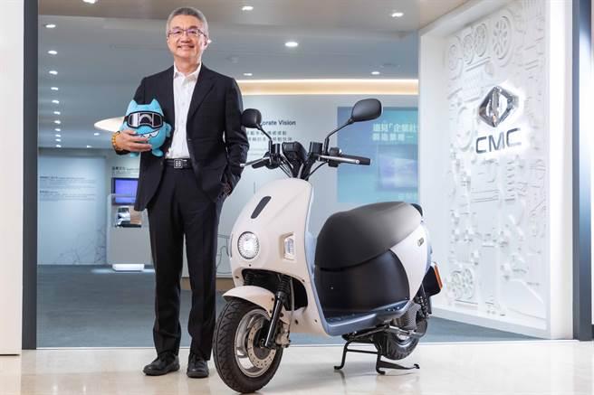 eMOVING首款換電輕型機車EZ1上市!