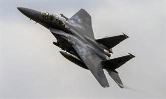 駐敘利亞部隊受威脅 美F-15擊落伊朗無人機