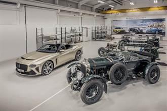 Bentley Mulliner手工打造的第一輛Bacalar和Blower完工