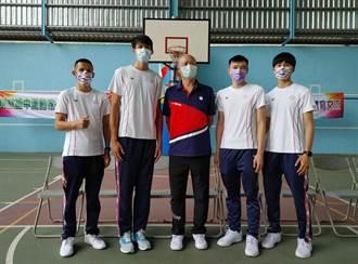 王子維等東奧選手旋風現身彰化 與小選手分享心路歷程