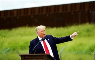 川普的堅固高牆還在嗎?暴雨一來就垮慘況曝光
