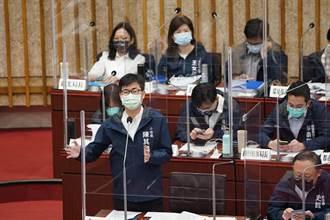 陳其邁就職周年 藍副議長肯定施政不分藍綠