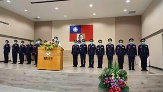 桃警交接 鄭文燦:警察是國家、社會運作不可或缺的力量