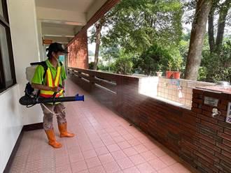 安心迎開學!嘉義市高中職以下60校全面大清消