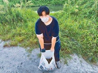 隨便撈都一大袋 垃圾魚入侵花蓮