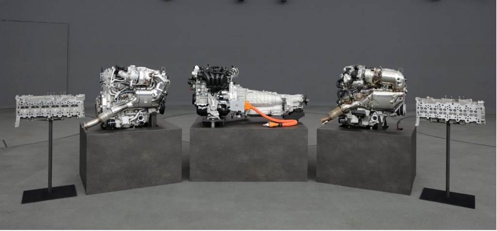 提供多種Hybrid動力組合 Mazda再曝未來規劃(圖/CarStuff)