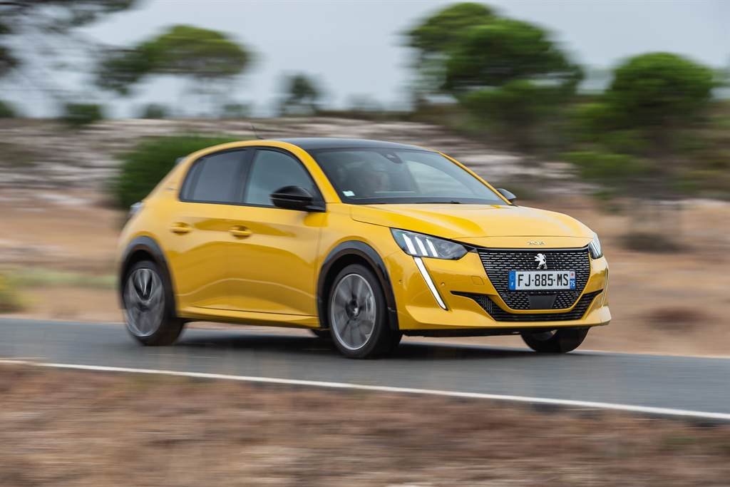 Peugeot 208在歐洲相當受歡迎,更獲得2020歐洲年度風雲車獎項。(圖/Peugoet官網)