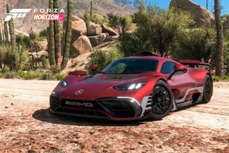 有錢也買不到實車!Mercedes-AMG為Forza Horizon 5推出特仕版Project ONE