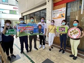 防堵非洲豬瘟 移民署越南語通譯走訪異國百貨、店家宣導