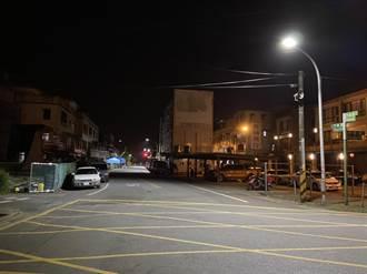 羅東鎮路燈變聰明  會自己報修還更省電