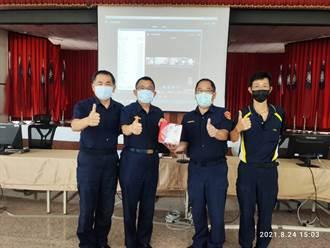 台南佳里警辦尋人高手選拔 西港分駐所孫得勝獲表揚