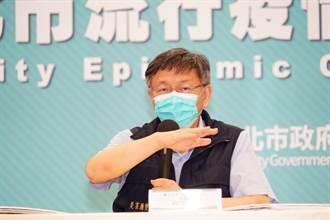 林鶴明遭陳智菡批「恐怖情人」 柯文哲嘆:聊一聊會發現我沒改變