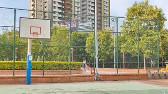 北市明起開放公園內成人體健設施 9月可打籃球排球