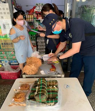 移民署全台查豬瘟肉 437處攤商餐廳起獲52公斤
