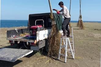 海科館修復12支潮境飛天掃帚 9月底重現風采